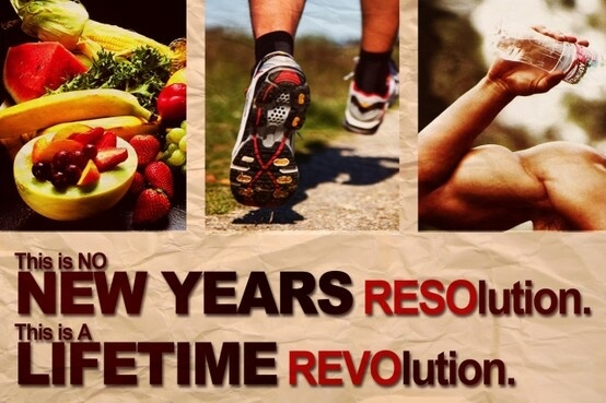 Revolution of no resolutions…