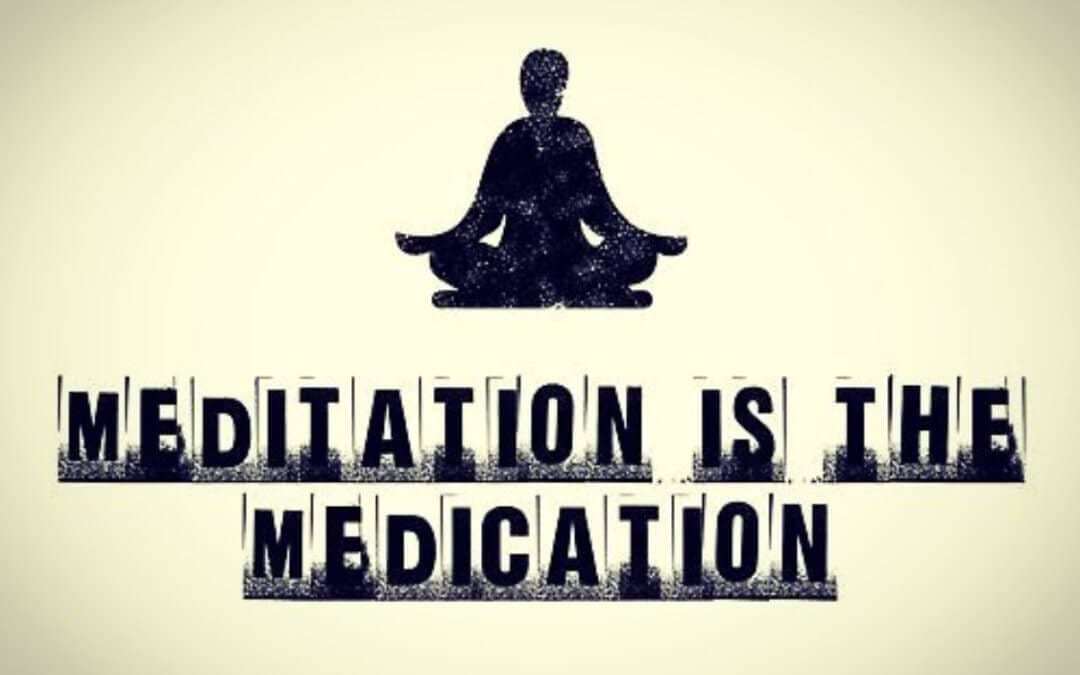 Meditation…what's in it for me?