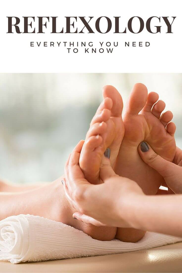 Reflexology – just a good foot rub?